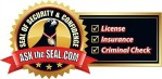 2013 ASK THE SEAL NEW LOGO - SEAL OF SECURITY149