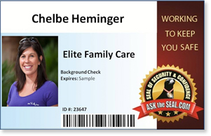 babysitters with background check | elite family care